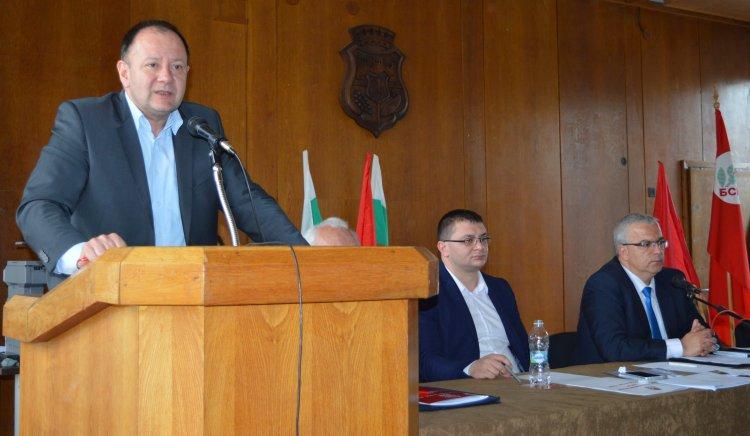 Михаил Миков: За АБВ въпросът за влияние в БСП е на живот и смърт