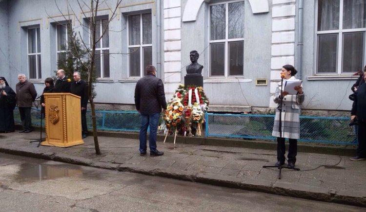 Димитър Велков: Днес се покланяме пред героя, който плати с живота си устрема към свобода