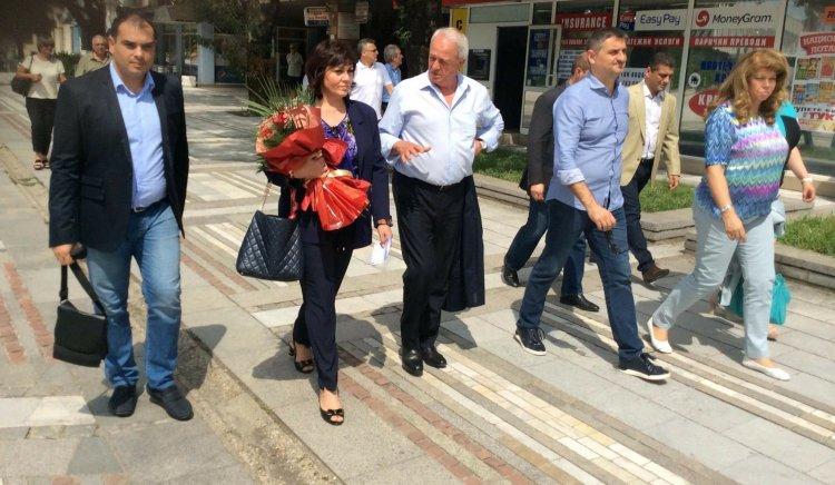 Корнелия Нинова: ПГ на БСП ЛЯВА БЪЛГАРИЯ ще предложи създаването на обща позиция на НС за ситуацията в Турция