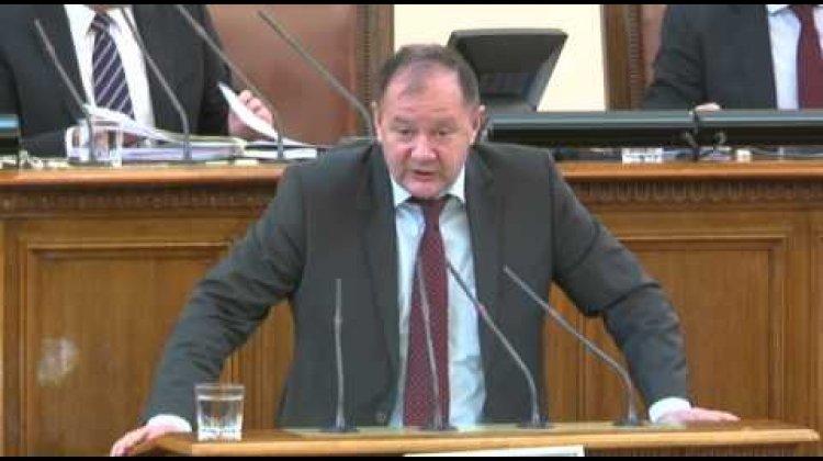 Миков пита Митов: Как ще осигурите на българите, живеещи в Одрин, църковно служение на български език?